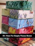 19+ Uses For Empty Tissue Boxes