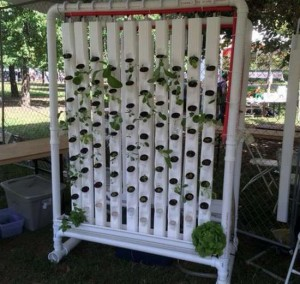 How To Build A Vertical Hydroponic Farm