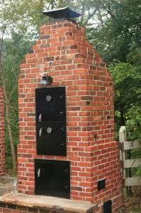 build-a-brick-smoker