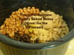 Hearty Crockpot Baked Beans Recipe (Great For The Freezer)