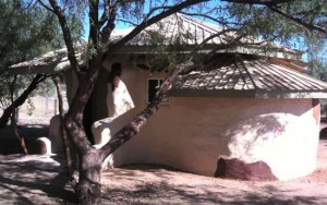 SuperAdobe Earthbag House Construction