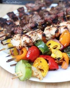 Guide: Freezer-To-Grill Shish Kabobs