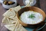 How To Make Homemade Pitas And Tzatziki Sauce
