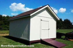 Guide: How To Build A 12×16 Shed