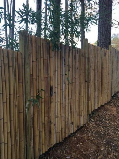 Guide How To Make A Bamboo Fence