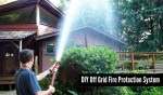 DIY Off Grid Fire Protection System