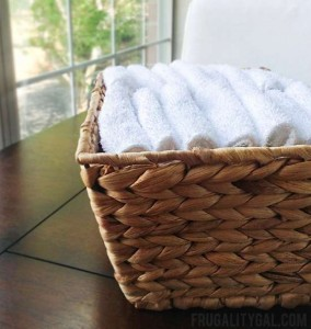 Ditch The Paper Towels And Switch To Reusable Cleaning Cloths