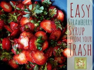 strawberry-syrup