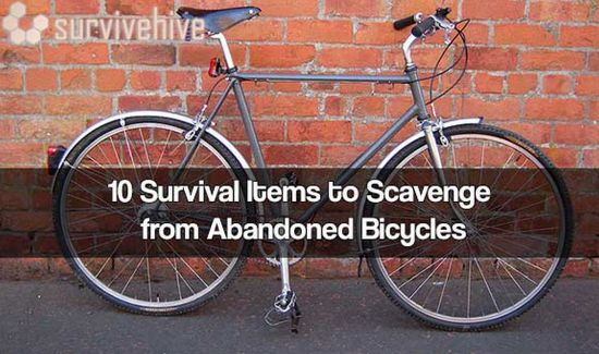 survival-items-to-scavenge-from-abandoned-bicycles