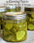 15 Canning Tips To Save Time, Money, And Energy