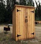How To Convert An Outdoor Shed Into A Smokehouse