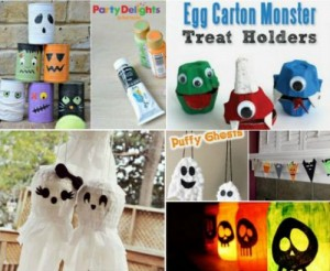 31 Fun And Easy Halloween Crafts For Kids