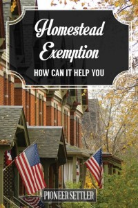 homestead-exemption