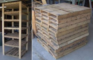 pallet-shelving