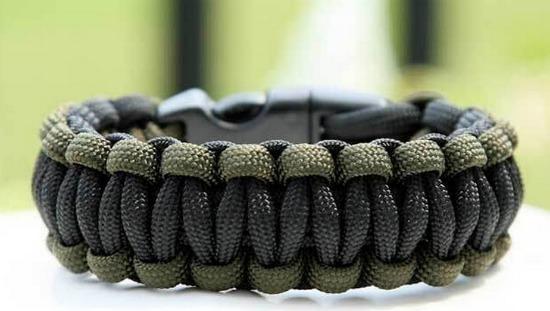 Easy Paracord Bracelet Tutorial Mesmerizing Paracord Bracelet Patterns