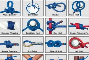 24 Scouting Knots To Know