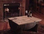 How To Build A Whiskey Barrel Coffee Table