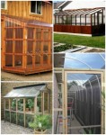 16 DIY Attached Home Greenhouses