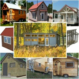 20 Ways To Build A Mobile Tiny Home