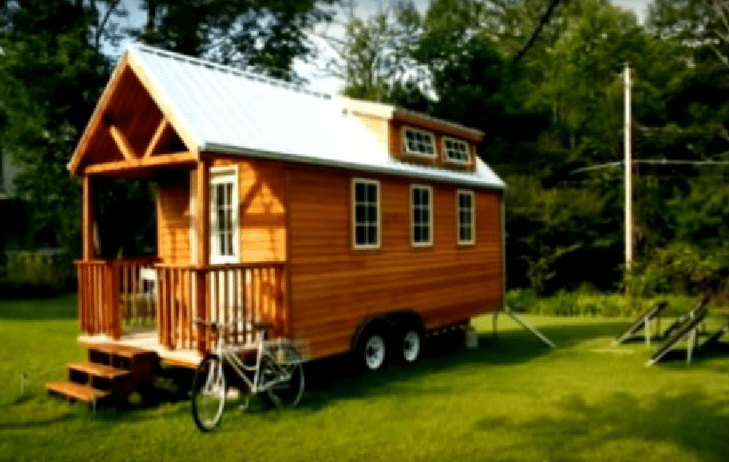 build a mobile tiny house 2 - Tiny House Mobile