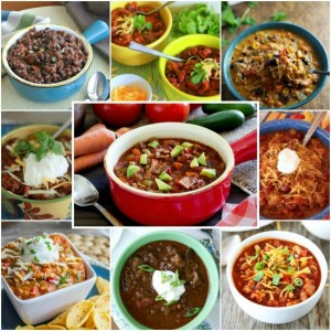 21 Crockpot Chili Recipes
