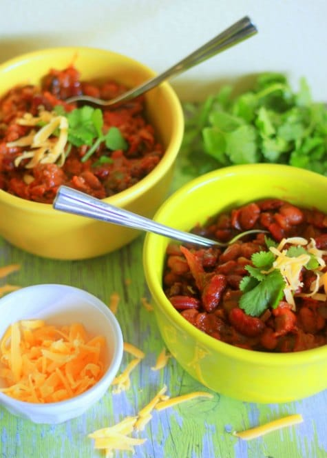 easy-three-bean-chili-crockpot-chili-recipes