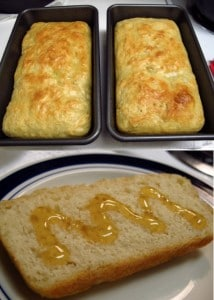 No-Knead English Muffin Bread Recipe