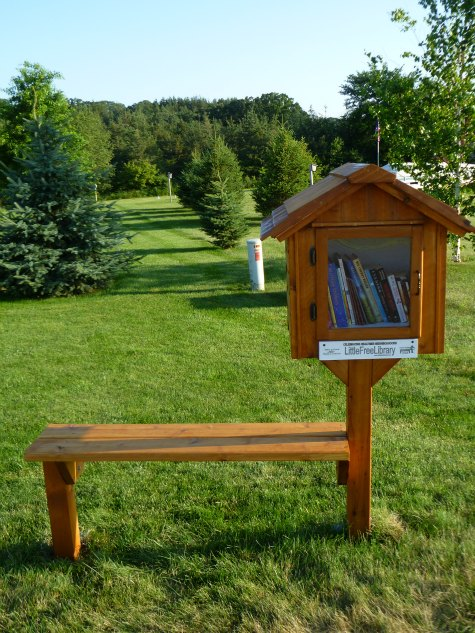 little-free-library-bench