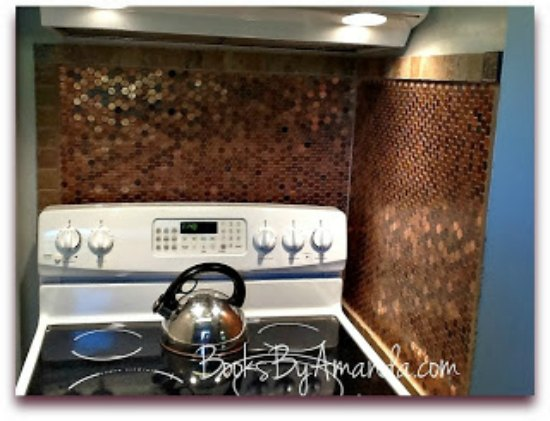 penny-backsplash-ways-to-repurpose-pennies