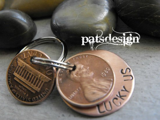 penny-keychain-ways-to-repurpose-pennies