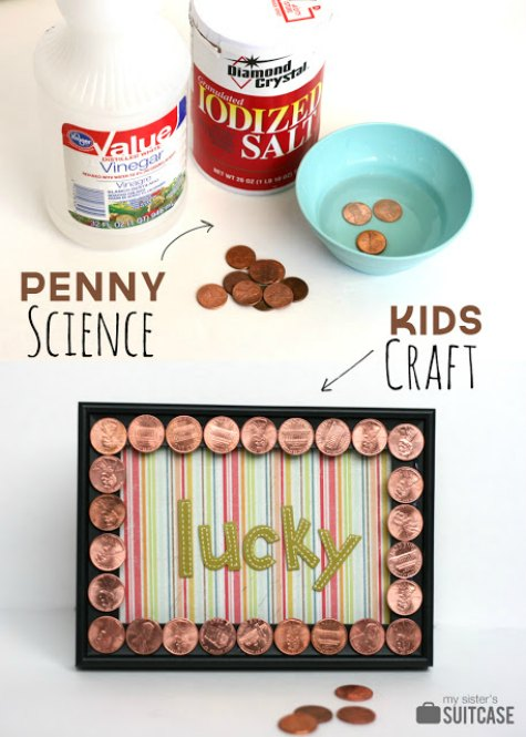 penny-photo-frame-ways-to-repurpose-pennies