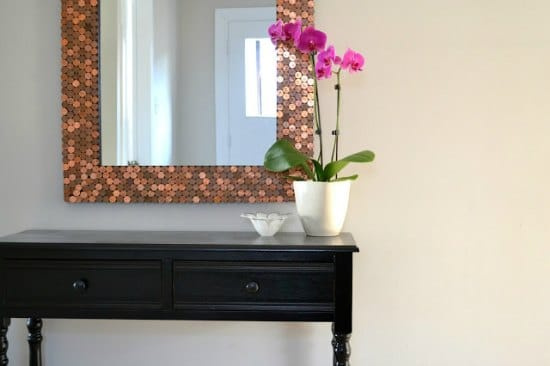 penny-tiled-mirror-ways-to-repurpose-pennies
