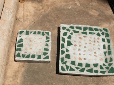 pizza-box-hypertufa-garden-art