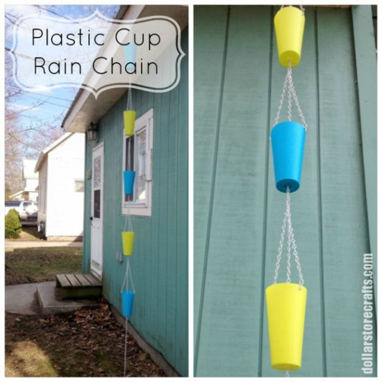 plastic-cup-rain-chain-diy-downspout-ideas