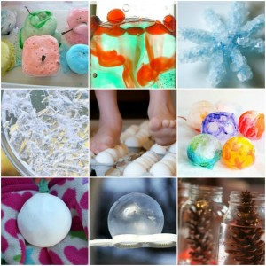 21 Science Experiments To Entertain Your Kids This Winter