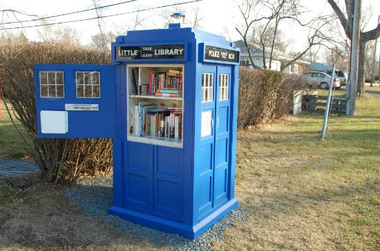 21 Diy Little Free Library Designs
