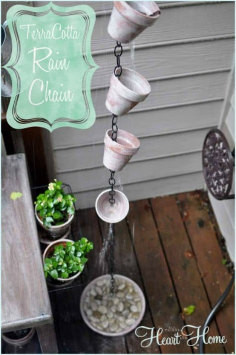 21 Creative Diy Downspout Ideas