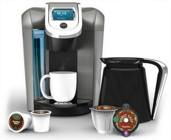 how to make coffee in a keurig