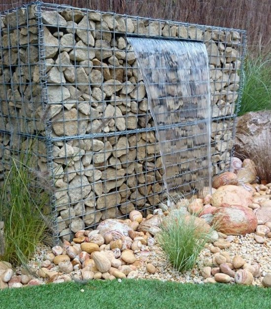21 practical ways to use gabions on the homestead Gabion wall design