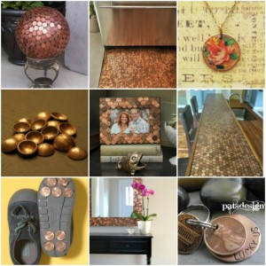 22 Brilliant Ways To Repurpose Pennies