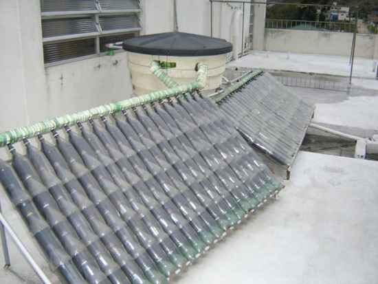 15 diy solar water heater plans for Make your own solar panels with soda cans
