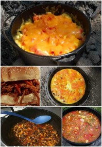 18 Best Dutch Oven Camping Recipes