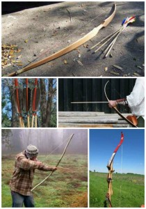 18 DIY Bow And Arrow Projects For Survival