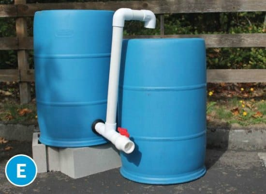 diy water treatment train
