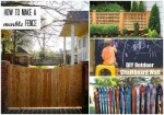 18 Easy DIY Fence Solutions