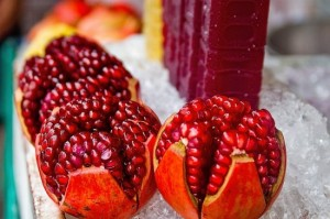 Fast And Easy Way To Deseed A Pomegranate