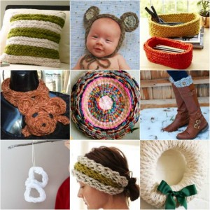 finger-knit-projects