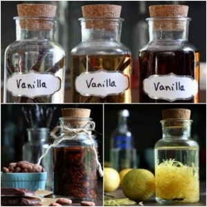 18 Best Homemade Extracts For Cooking & Gift Giving