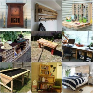 25 Genius Pallet Projects To Make For The Homestead