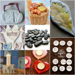 Best Salt Dough Recipe + 18 Salt Dough Craft Projects